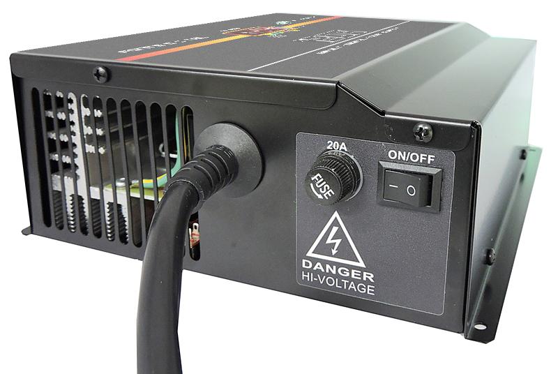 FONTE 120A USB 3