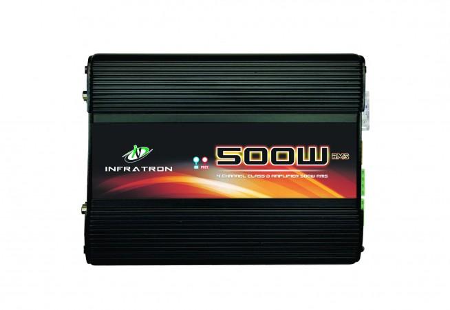 Amplificador Digital Classe D INF-500WP4