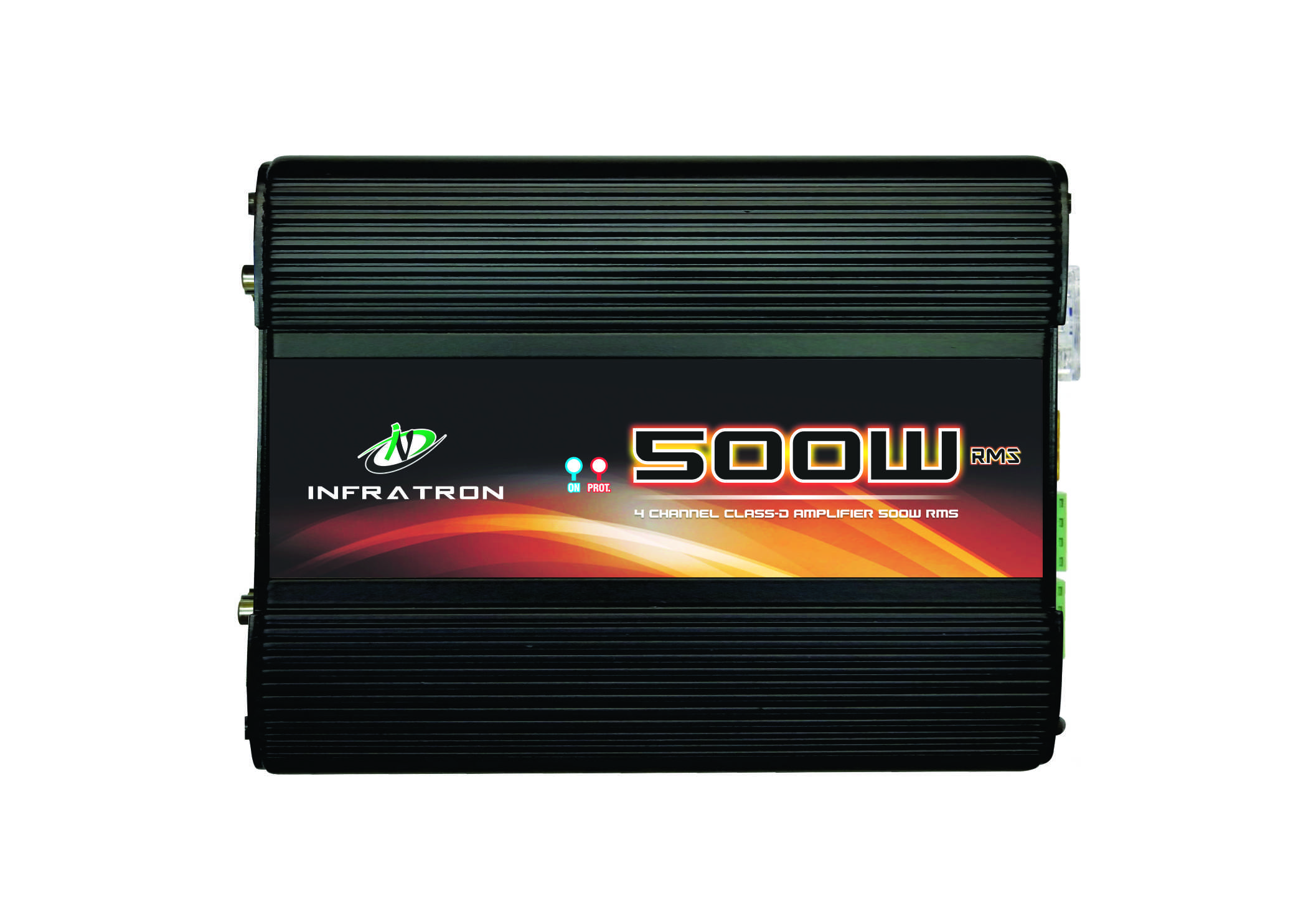 Infratron - Amplificador 500W 3C_imagem destacada