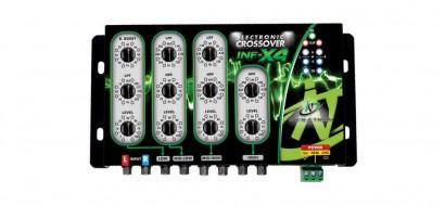 Crossover Eletrônico INF-X4