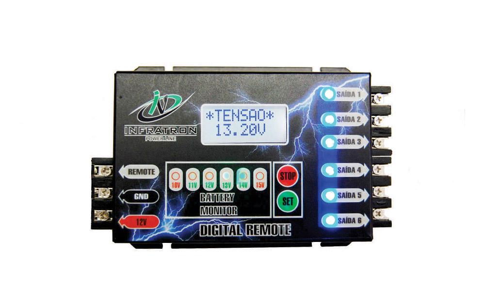 Infratron-Controlador-Digital-de-Amplificadores-destaque