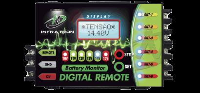 Controlador Digital de Amplificadores