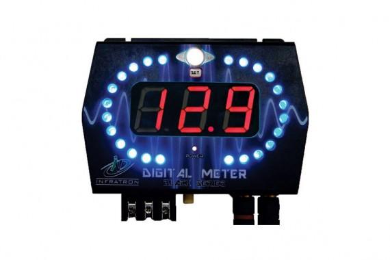 Voltímetro Digital com Indicador de Clip
