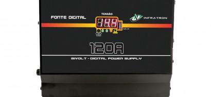 Fonte Digital USB-120A