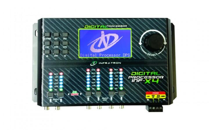 Processador Digital INF-X4