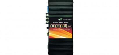 Amplificador de Áudio 80W 2 CH